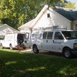 Vans-on-the-job